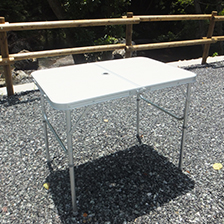 2段階テーブル