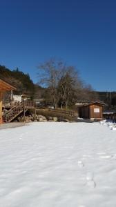 2016 雪のフリースペース