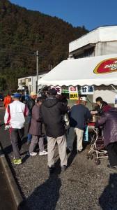 2016 駅伝出店写真②