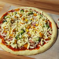 トッピングピザ